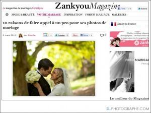 10 raisons de faire appel à un pro pour ses photos de mariage
